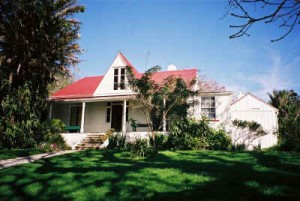 Historic Clendon House in Rawene